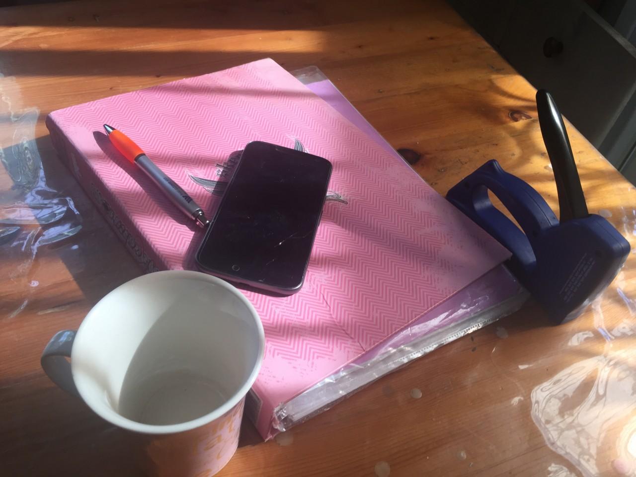 pen-binder