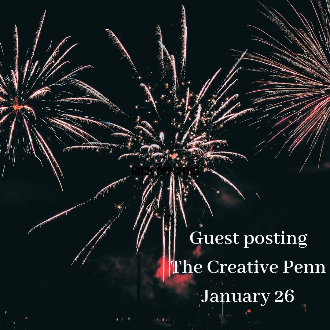 Guest Posting on The Creative Penn