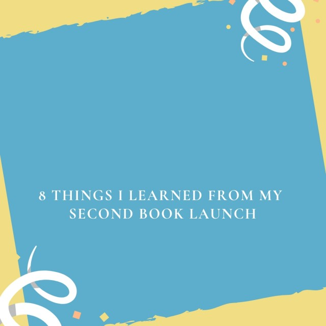 8-Things-I-learned-from-my-Second-Book-Launch