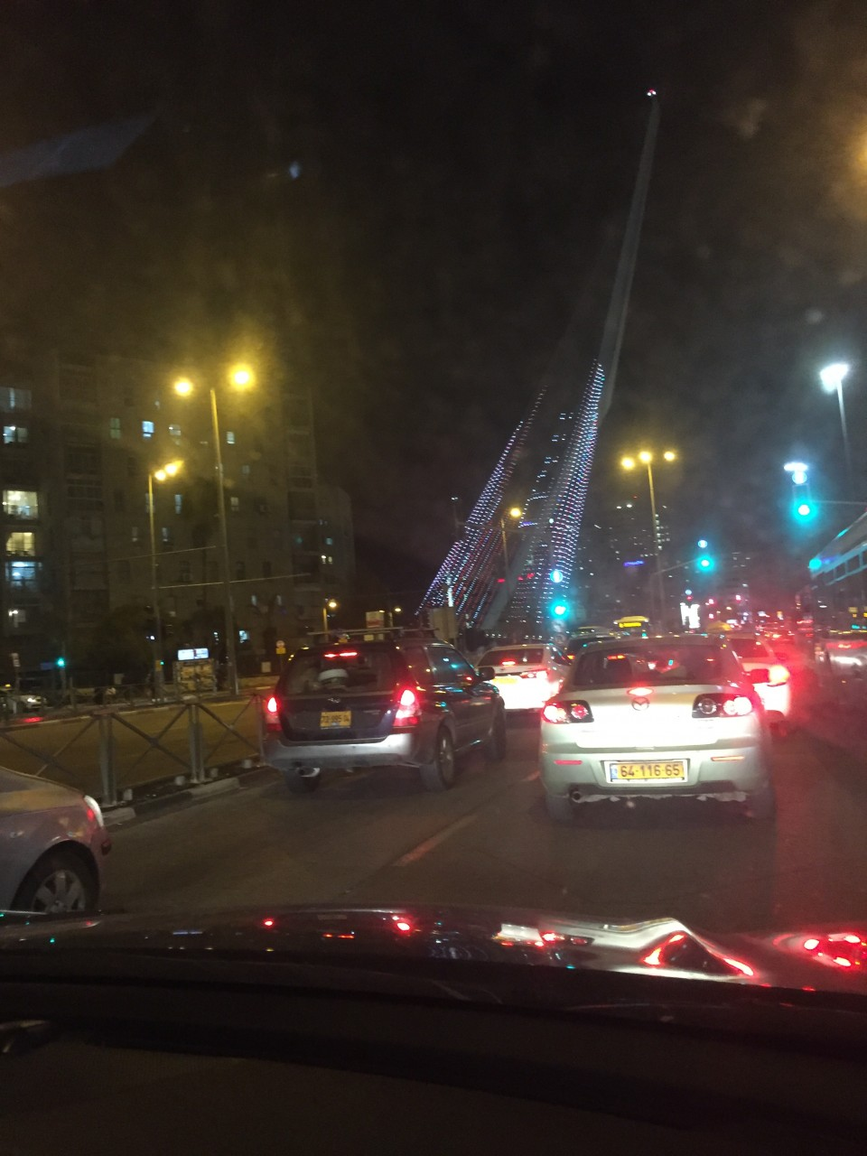 Night Jerusalem