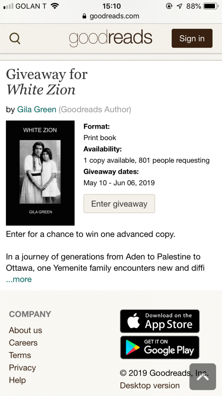 goodreads-White-Zion