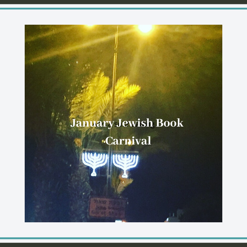 Welcome to the January Jewish Book Carnival