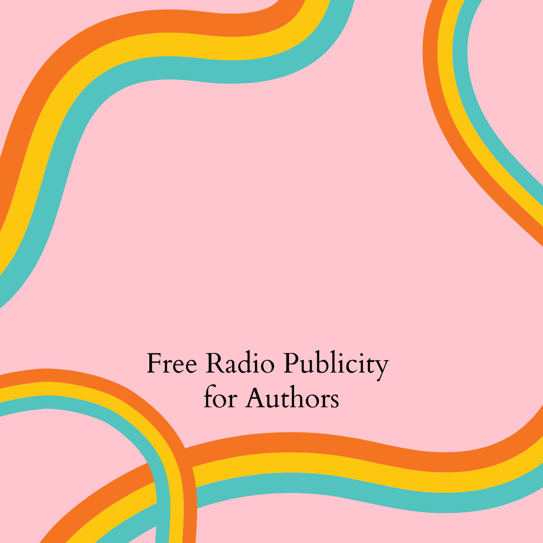 Free-Radio-Publicity-for-Authors