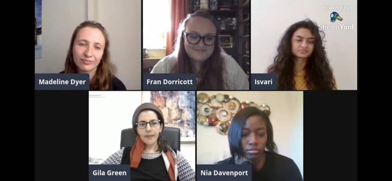 WATCH: YouTube Diversity in YA Fiction (all genres)